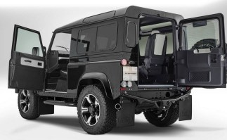 Land Rover Defender 40th Anniversary Edition Overfinch-16