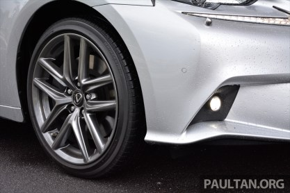 Lexus IS 200t Review 3