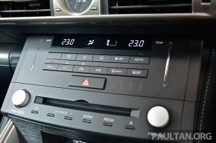 Lexus IS 200t Review 34