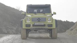 Mercedes-Benz G500 4×4² screenshot-01