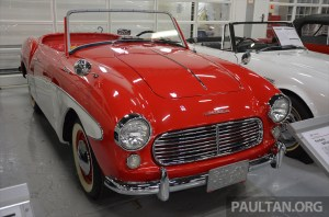 Nissan Zama Heritage Collection 70