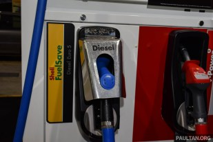 Shell FuelSave Euro 5 Diesel-5