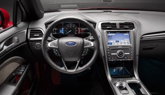 2017 ford fusion 4