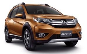 Honda BR-V Thailand launch 2