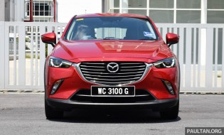 Mazda CX-3 2.0L review 5