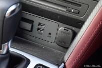 Mazda CX-3 2.0L review 55
