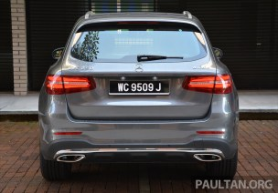 Mercedes GLC 250 Review 5