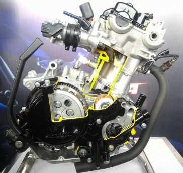 2016 Suzuki Satria F150 - 18