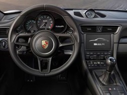 2017 Porsche 911 R leak 6
