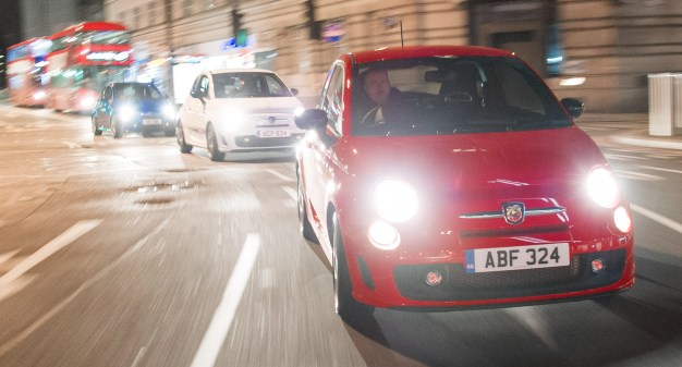 Abarth 595 Tricolore pack-03