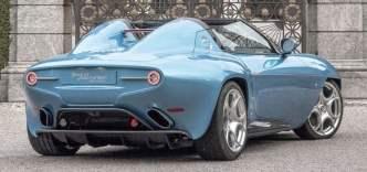 Alfa Romeo Disco Volante Spider A Topless Beauty