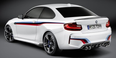 BMW M2 Coupe M Performance Parts 2