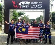 BMW Motorrad GS Trophy 2016 Qualifier - Malaysian Riders 01