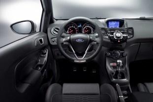 Ford at Geneva Unveils New 200 PS Fiesta ST200; New Kuga SUV Deb