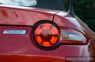 Mazda MX-5 2.0 Review 15