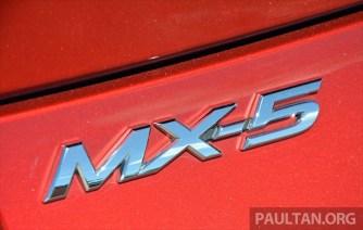 Mazda MX-5 2.0 Review 20