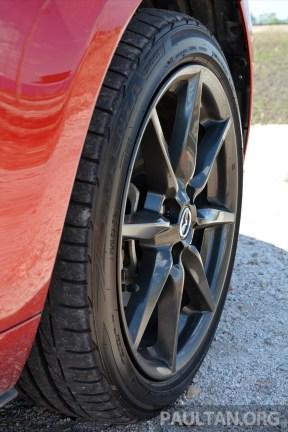 Mazda MX-5 2.0 Review 22