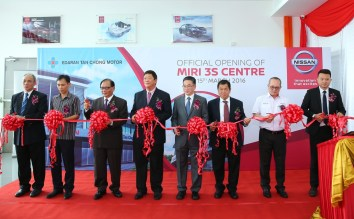 04 Miri 3S Centre Launch_Ribbon Cutting Ceremony