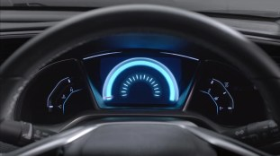 2016 Honda Civic video teaser Thailand 2