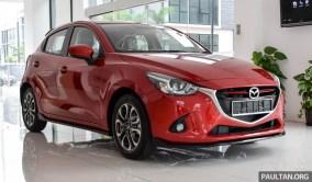 2016 Mazda 2 Malaysia 1