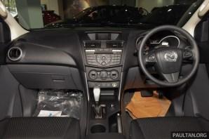 2016 Mazda BT-50 2.2 AT 16