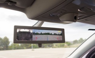 Ficosa Intelligent Rearview Mirror IRMS-03