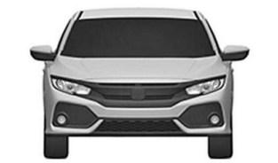 Honda Civic Hatchback patent 4