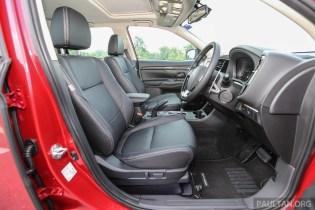 Mitsubishi Outlander Review 39