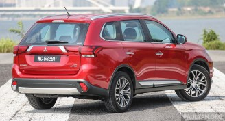 Mitsubishi Outlander Review 61