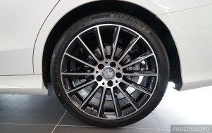 W205 Mercedes-Benz C300 AMG Line Malaysia 082