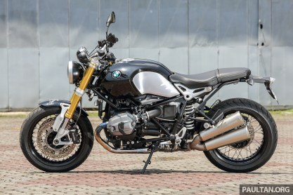 2015 BMW Motorrad RnineT -35