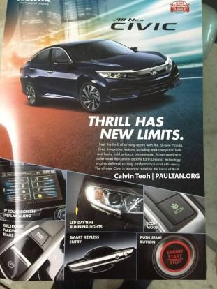 2016 Honda Civic Singapore-01