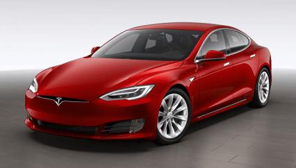 2016 Tesla Model S facelift 2