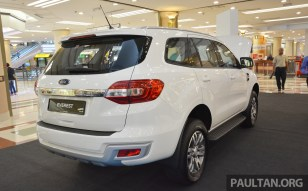 Ford Everest 2.2 Trend preview-28