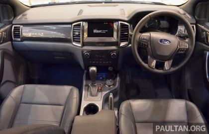 Ford Everest 3.2 Titanium preview-31
