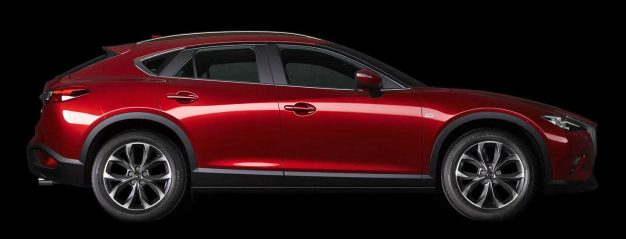 Mazda CX-4 Beijing 2016 2-1