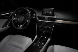 Mazda CX-4 Beijing 2016 7