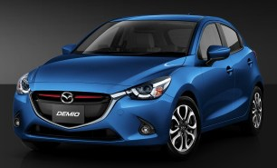 Mazda Demio 2 Dynamic Blue Mica