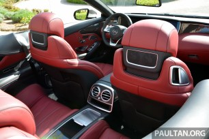 Mercedes-Benz S63 Cabriolet-33