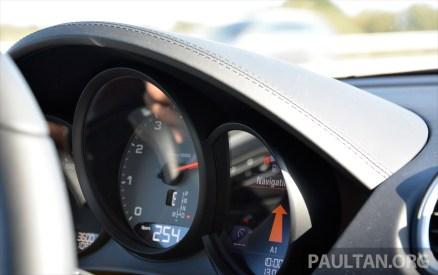 Porsche 718 Boxster S Review 57
