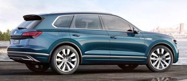Volkswagen T-Prime Concept GTE-32
