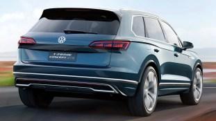 Volkswagen T-Prime Concept GTE-38