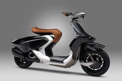 Yamaha 04GEN concept scooter (7)
