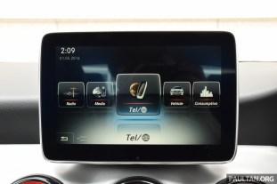 2016 Mercedes-Benz CLA 250 4Matic review 59