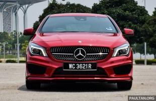 2016 Mercedes-Benz CLA 250 4Matic review 7