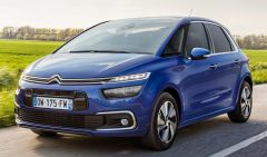 Citroen C4 Picasso updated for 2016 4