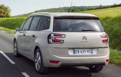 Citroen C4 Picasso updated for 2016 5