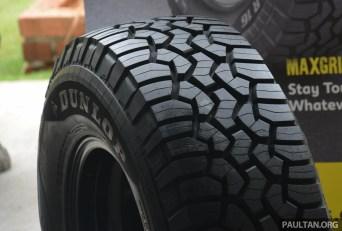 Dunlop MaxGrip AT5-02-2