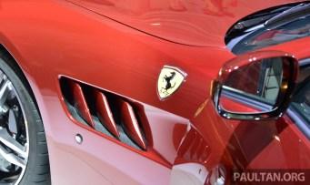 Ferrari GTC4Lusso Japan premiere-29