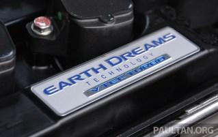 Honda Civic Thai Review 1